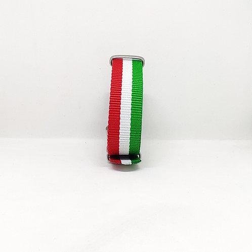 Nato Strap Italy Flag