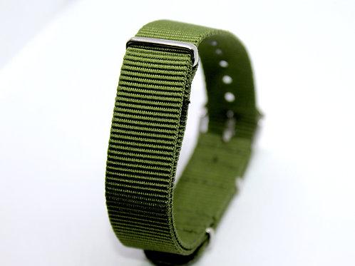Nato Strap Olive Green