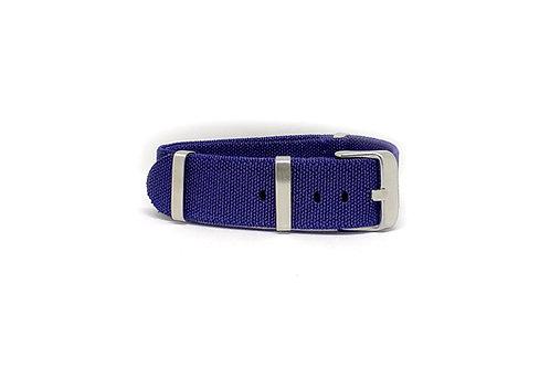 Elastic Strap Navy Blue