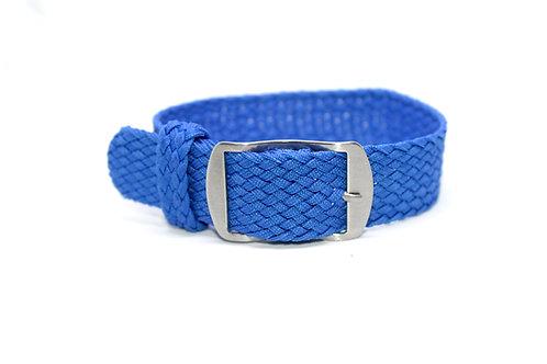 Perlon Strap Blue