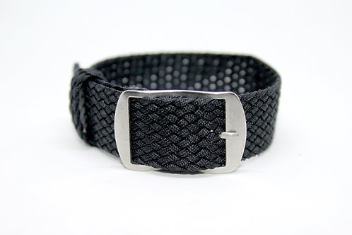 Perlon Strap Black
