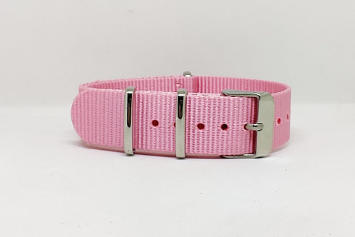 NATO Strap Baby Pink