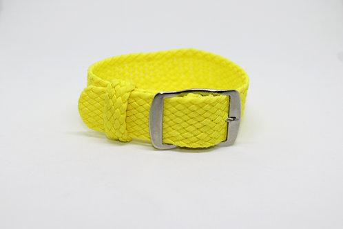 Perlon Strap Yellow