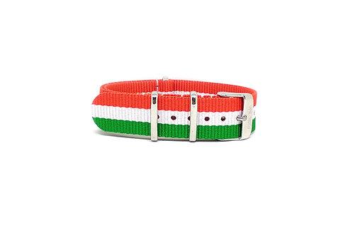 NATO Strap India Flag