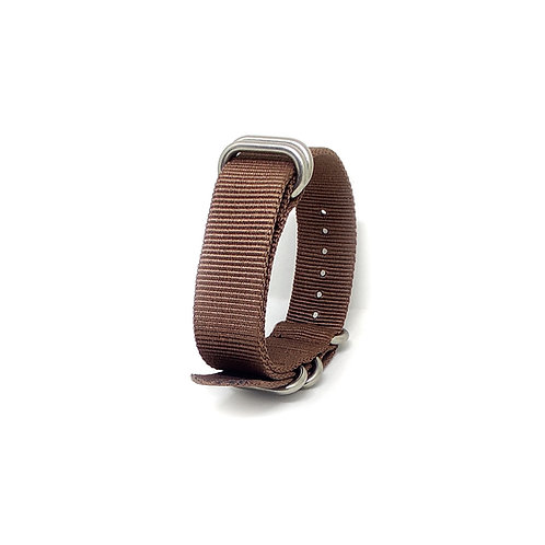 Zulu Strap Brown