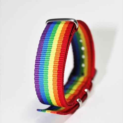 Nato Strap Rainbow