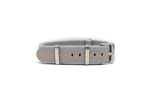 Elastic Strap Grey - Orange