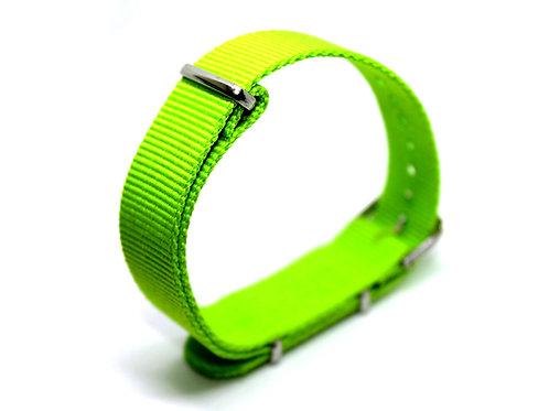 Nato Strap Lime Green