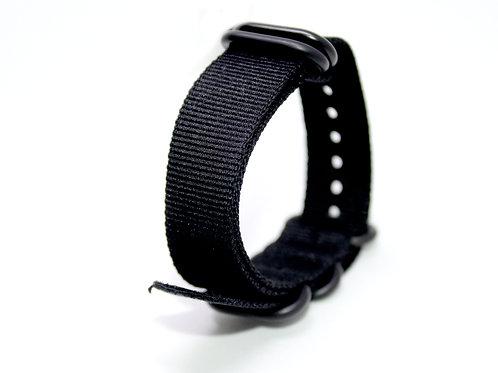 Zulu Strap Black