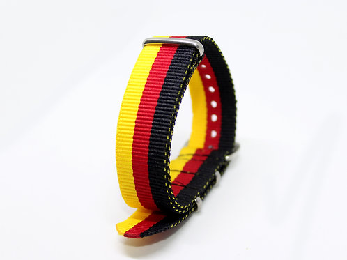 Nato Strap Germany Flag