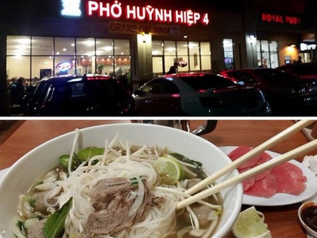 Pho Huynh Hiep 4 - Daly City, CA