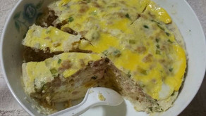 Steamed Egg Cake by Tammy VQ Nguyen