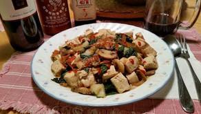 Tofu Stir Fry with Crab by Scott Mcintire