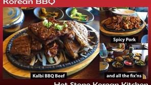 Hot Stone Korean Kitchen - Fairfield, CA