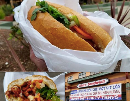 Kim's Sandwiches - San Jose, CA