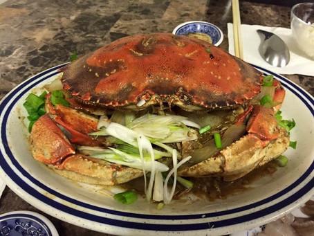 Tamarind Crab by Chau Tuyen