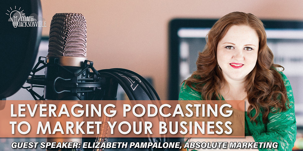 Coach Jax - Leveraging Podcasting to Market Your Business / Speak Like A Boss