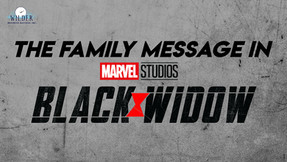 The Family Message in Marvel's Black Widow