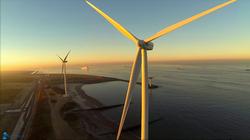 Windmolens Maasvlakte