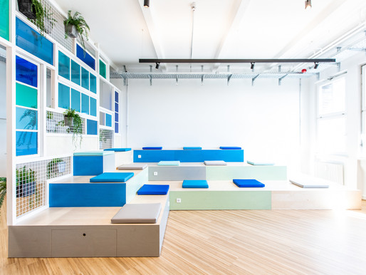 Digital news startup 'Brightwire' moves into the new office hub in Berlin!