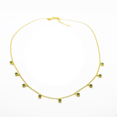 Crowns Necklace