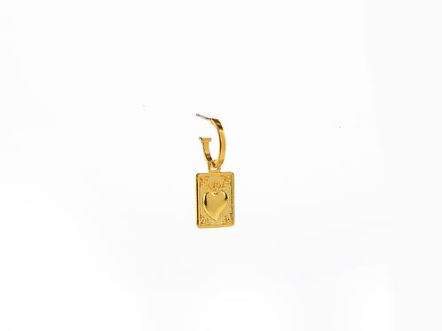 TAMATA Heart earring