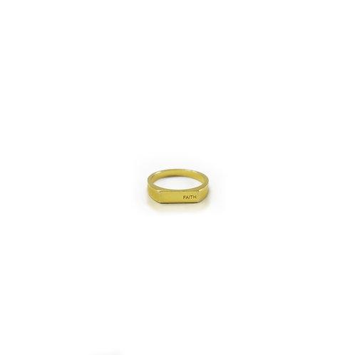 FAITH Ring