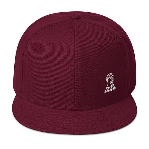 """ i "" inTegrity Snapback Hat"