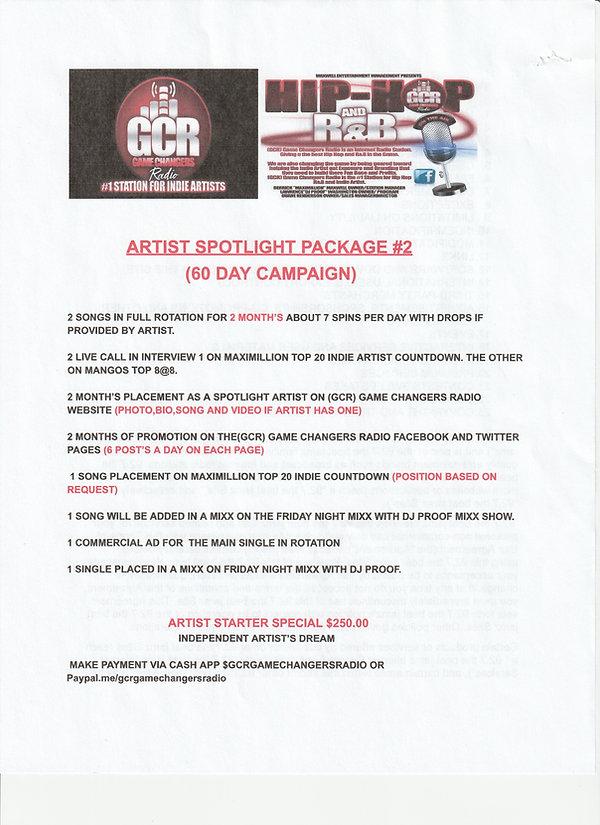 ARTIST SPOTLIGHT PACKAGE #2.jpg