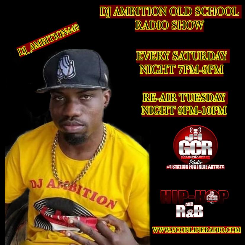 UPDATED DJ AMBITION OLD SCHOOL RADIO FLY