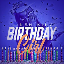 LINEN KING BIRTHDAY GIL COVER PIC 3000X3
