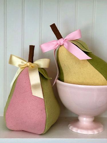 Fancy Pear Pincushion Kit