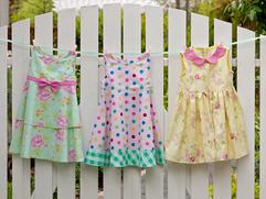 Tea Cakes Dresses