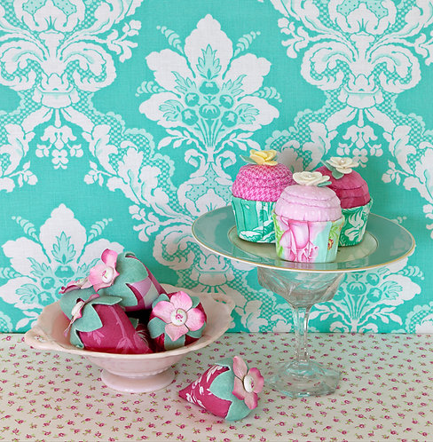 Sweet Treat Pincushions
