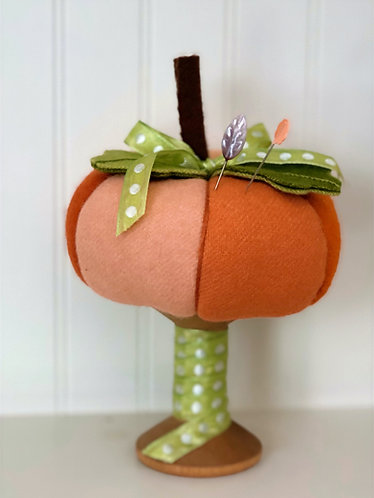 Pumpkin Pincushion Kit
