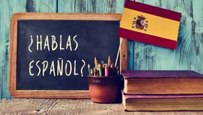 11月開始「はじめてのスペイン語」    (鷹の台校)新規募集のお知らせ