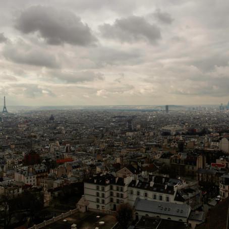 An American Living in a Parisian World