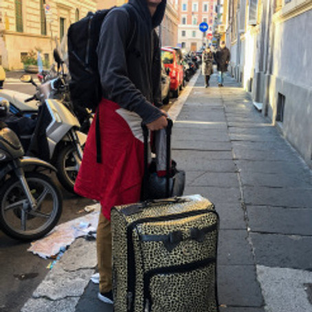 An American in Florence