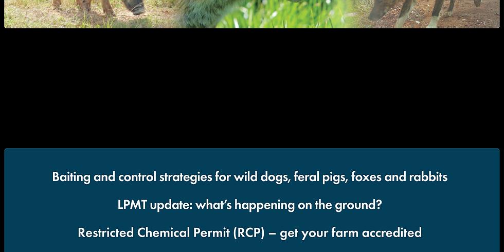 Feral Pest Control Workshop