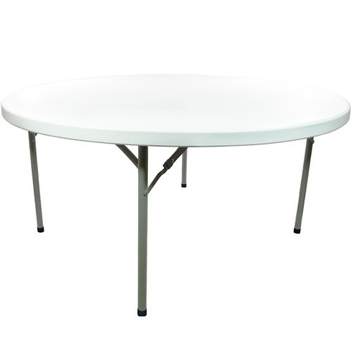 """60"""" ROUND BANQUET TABLE"""