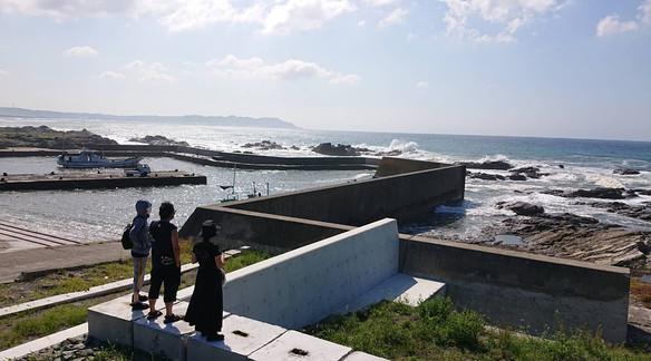 台風10号🌀😢全力観光😊