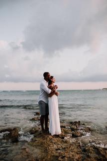 Destination wedding in cancun mexico