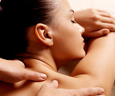 Therapeutic and deep tissue massage