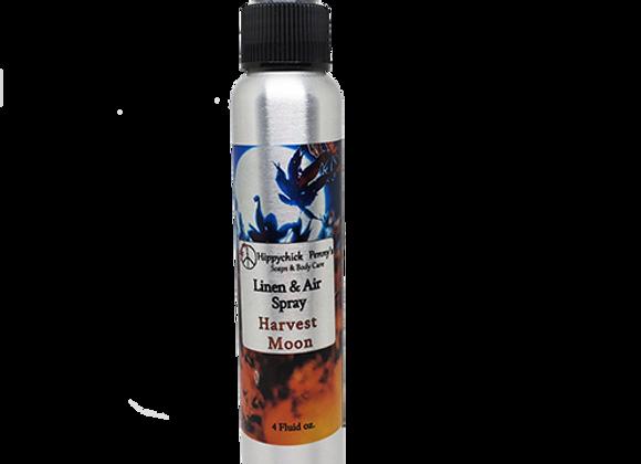 Linen & Air Spray-Harvest Moon