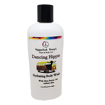 Hydrating Body Wash: Dancing Hippie