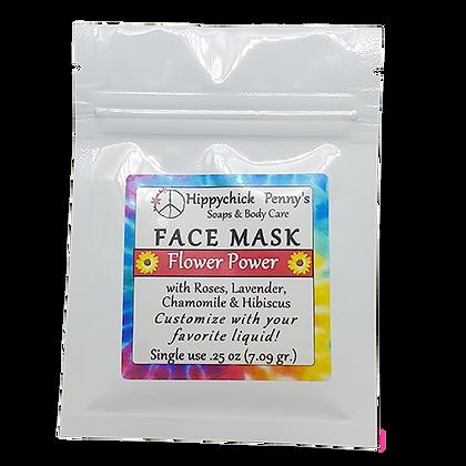 Beer & Honey single use face mask