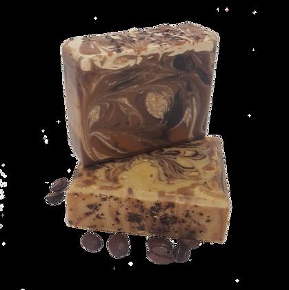 Vanilla Espresso Bar Soap