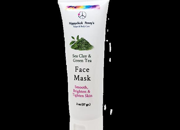 Sea Clay & Green Tea Face Mask
