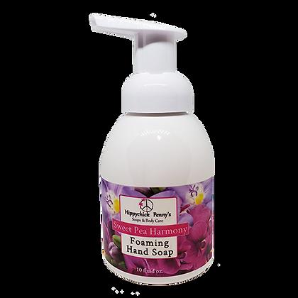 Foaming Hand Soap- Sweetpea Harmony