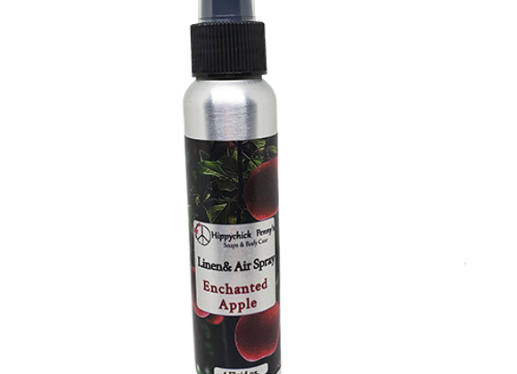 Linen & Air Spray-Enchanted Apple